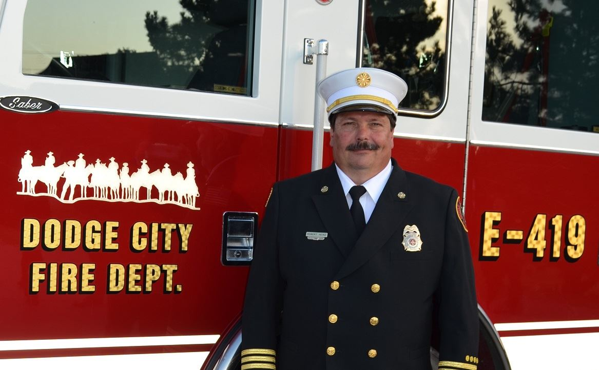 Chief Robert Heinz