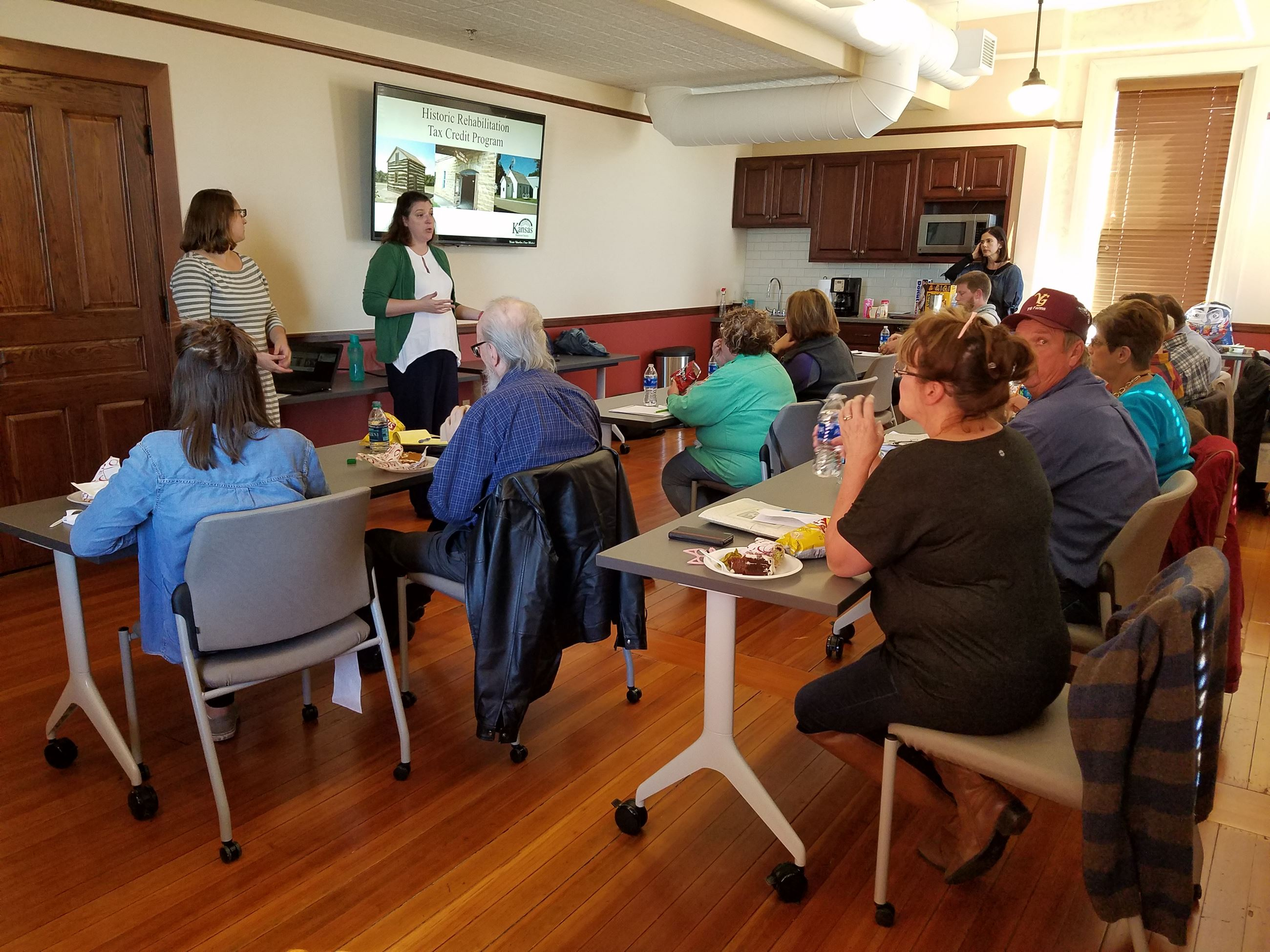 State Historic Preservation Office  Tax Credit Workshop 2
