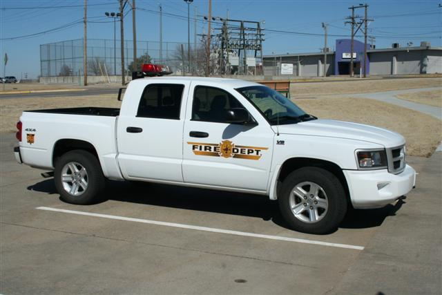 Deputy Chief 417 Vehicle