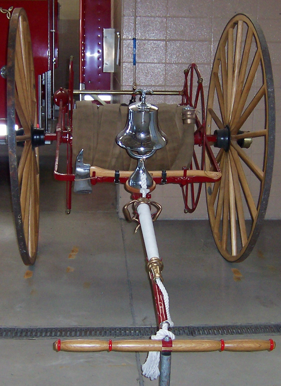 Old Hose Cart